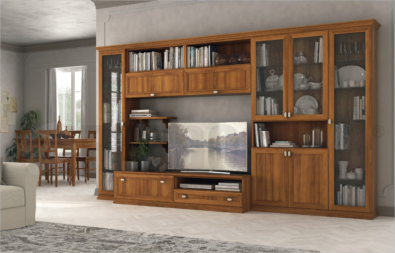 Soggiorno arcadia as04 treglia bianco casa for Fazzini mobili catalogo