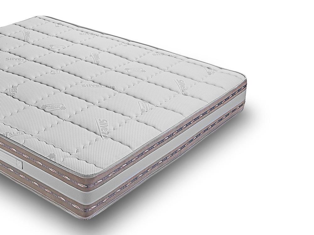 Materasso combimousse linea tigi flex treglia bianco casa for Mobili fazzini catalogo