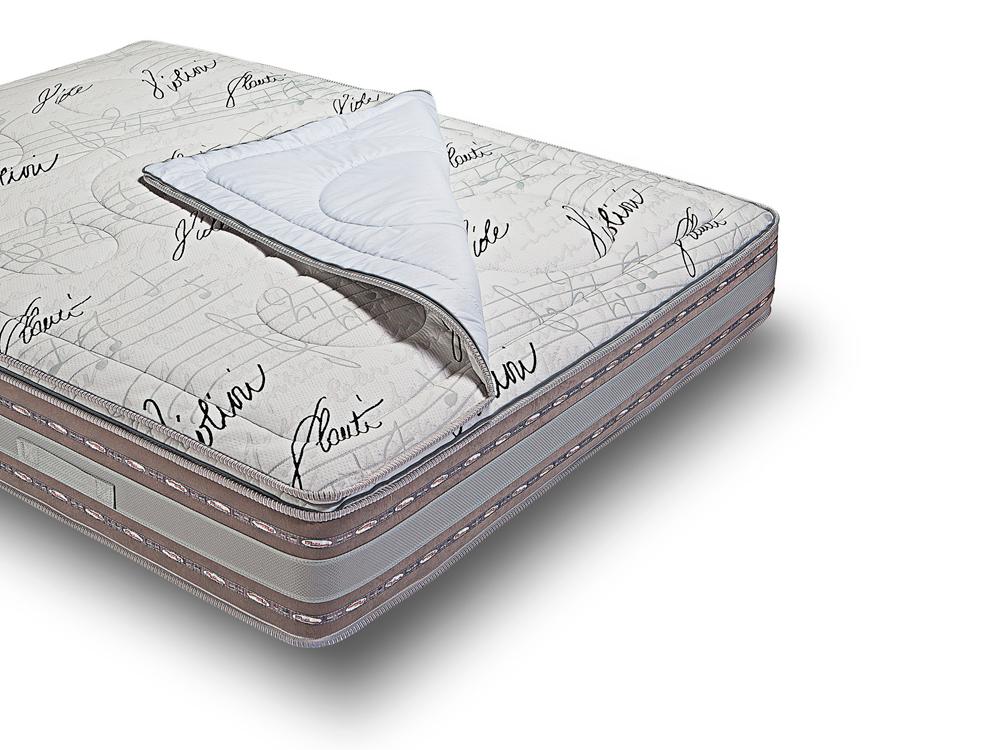 Materasso combimemory linea tigi flex treglia bianco casa for Mobili fazzini catalogo