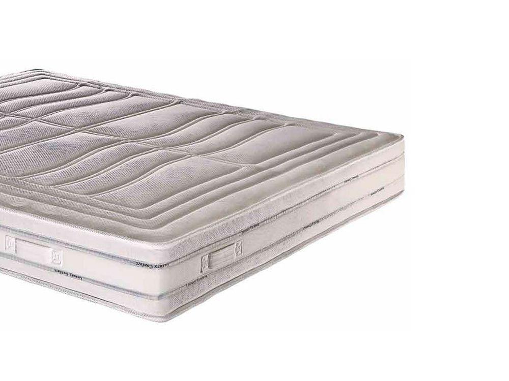 Materasso mecflex art lucent treglia bianco casa for Mobili fazzini catalogo