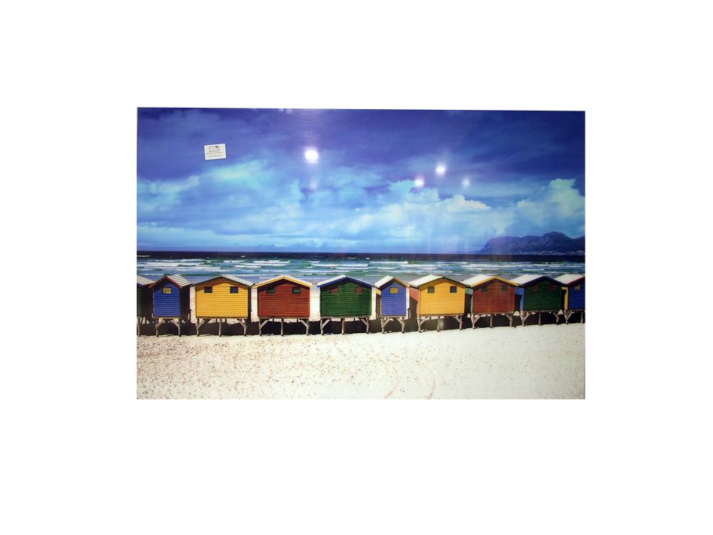 Stampa su plexiglass cabine mare art q26 treglia for Mobili fazzini catalogo
