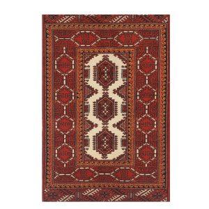 Tappeto Persiano Turkman 4080