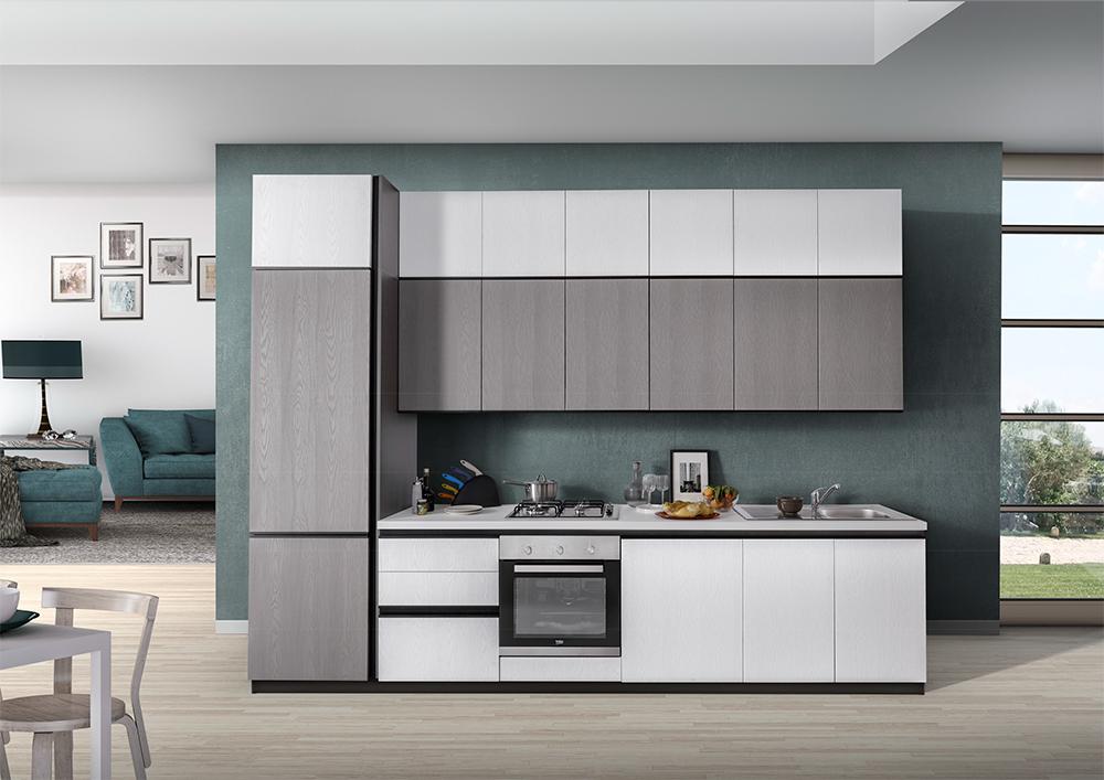 Cucina zoe treglia bianco casa for Mobili fazzini catalogo